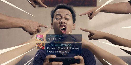 E-SPORT COMMERCIAL FOR PIALA PRESIDENT – Indonezja