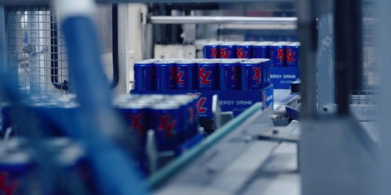 XL Energy Drink factory